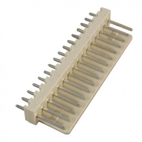 Konektor putih 16 pin male