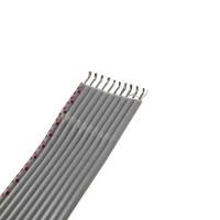 Kabel Pita Flat Ribbon Abu-Abu 10 Pin AWG28 1 Meter