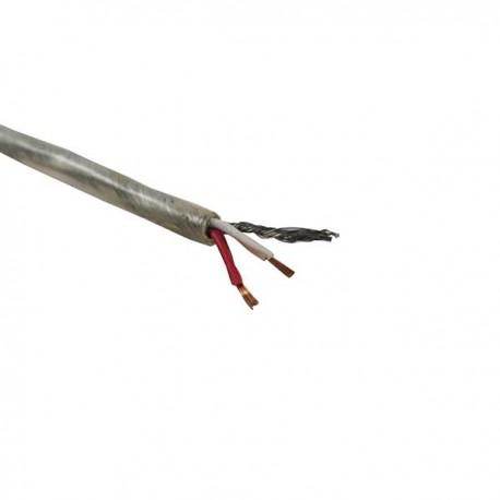 Kabel Skerem Stereo Transparan (1 meter)