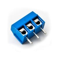 Terminal biru 3 pin