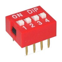 DIP Switch 4 posisi