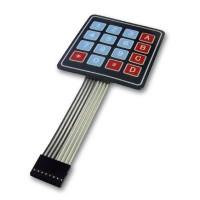 Keypad Membran Matriks 4x4 (Telephone)