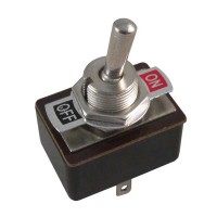 Toggle Switch 6 pin besar on-off