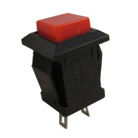 Pushbutton Switch DDS-1431 Red Push Off