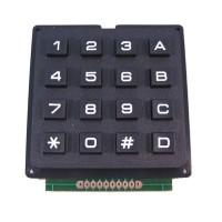 Keypad Rubber Matriks 4x4 KW2