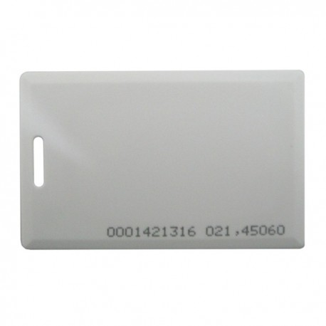 Kartu Clamshell RFID 125KHz Proximity Card Read Only