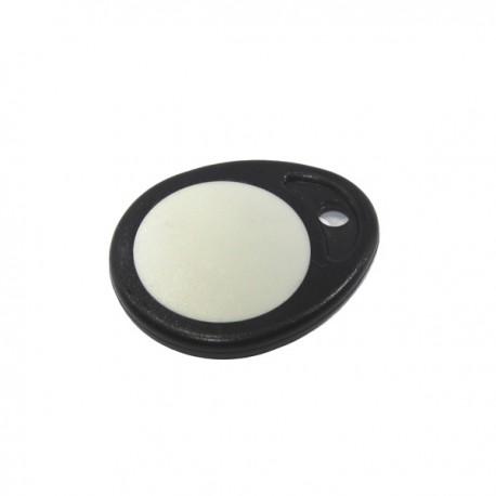 RFID 125KHz Keychain Gantungan Kunci RFID Black K03