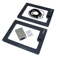 ID-180C 125KHz RFID Reader Standard version (RS232/485, dual external antenna included)