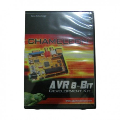 Chameleon AVR 8-Bit Development Kit