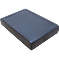Box Keypad hitam (125x85x20mm)