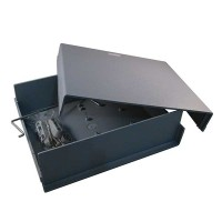 Project Box Enclosure Abu-Abu 202x167x66mm PS-16