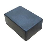Project Box Enclosure Hitam 125x85x52mm LM-02