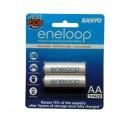 Battery eneloop Ni-MH 2000 mAh AA size (2pc) Sanyo