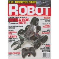 Robot Magazine March/April 2013