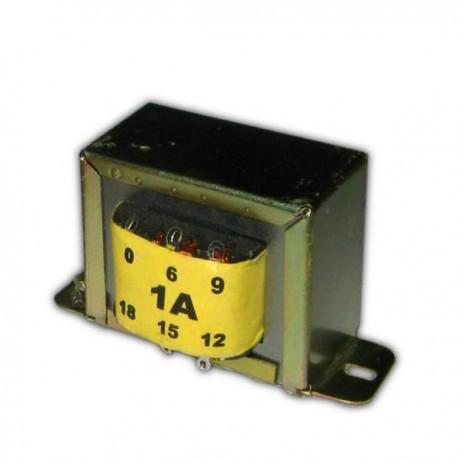 Trafo 1 Amp 0-18V Belt