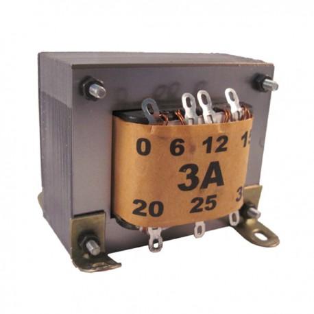 Trafo 3 Amp 0-30V Universal