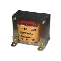 Trafo 5 Amp 0-32V & 500mA 0-12V Universal