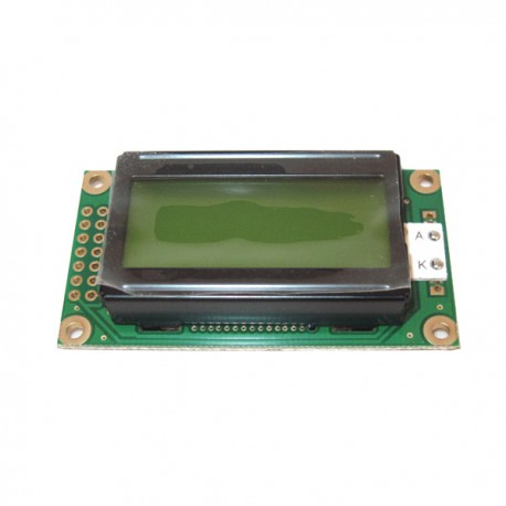 Character LCD 8x2 /w backlight