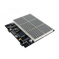 24x16 Dot Matrix Green Display Board (4 x 2.5 inci)