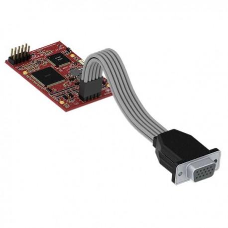 uVGA-III - Tiny VGA Graphics Controller for QVGA, VGA, WVGA