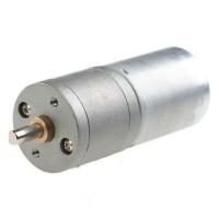 GM250028 DC Gear Motor, 12V, 1:28, 300rpm
