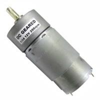 GM370014 DC Gear Motor, 12V, 1:14, 295rpm