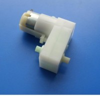 GMX023 DC Gear Motor 3-12V, 1:120, 100rpm, Offset Shaft