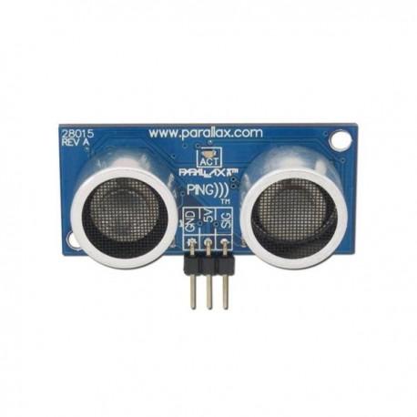 Ping Ultrasonic Sensor