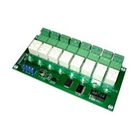 Relay Module 8 Channel 5V 10A DT-I/O Neo