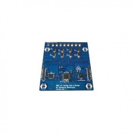 EMS Low Voltage Dual H-Bridge