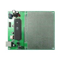 AT89S51 Prototype Board 40 Pin MCS-51 DT-Proto
