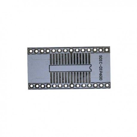 28 Pin SOIC to DIP Converter DT-Proto