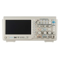 "ATTEN GA1102CAL Digital Storage Oscilloscope (100MHz, 1Gsa/s, 2 Ch, 7"" LCD Screen)"