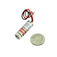5mW Laser Module Emitter - Red Point