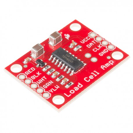 Load cell Amplifier HX711 Sparkfun