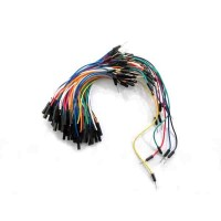 Breadboard jumper wires Female to Male (65pcs)