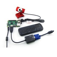 Accessories Pack (type C) for Raspberry Pi