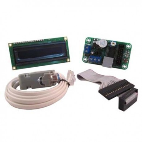 SPC Low Cost Serial OLED