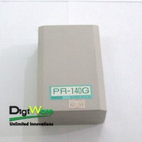 Plastic Box, Light Gray (140x90x45 mm)
