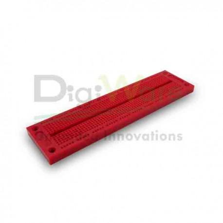 Color Breadboard (17.6x4.6cm) Red