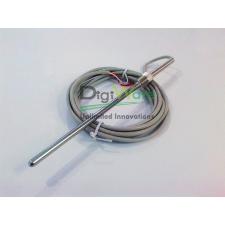 1-Wire® Temperature Sensor Probe