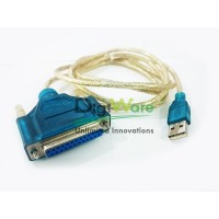 USB to DB25 female pararell printer cable (Sabrent USB-DB25F)