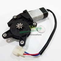 Motor Power Window Universal Baut 4 gigi 8 - R/L