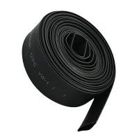 Heat Shrinkable Tube Black 15mm Black (1 meter)