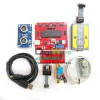 Paket AVR Maker Kit + DT-HiQ AVR-51 USB ISP MKII