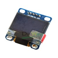 0.96 Inch OLED I2C Display Module 128x64