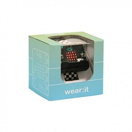 MBIT-WEARIT - Development Kit, microbit wear:it, Wearable/Fitness Tracking Prototyping
