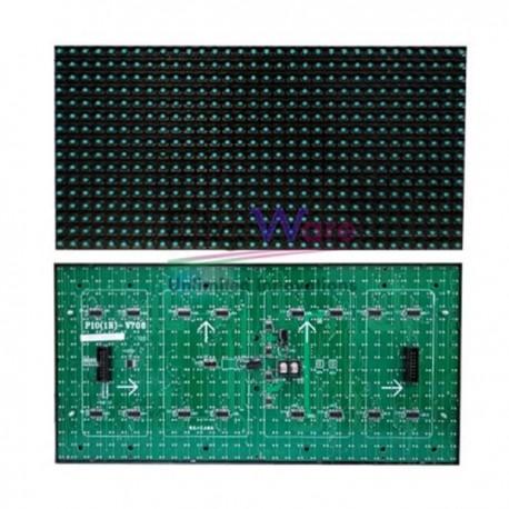 Led Module P10 Green Semi Outdoor