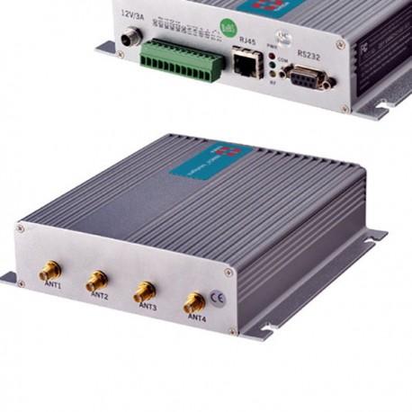 UHF RFID Fixed 4 Port Reader (VF-447E)