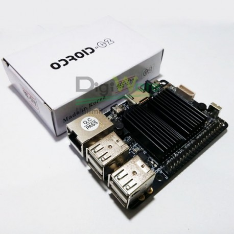 ODROID-C2 Quad Core Mini PC with 2GB DDR3